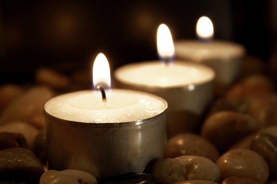 Картинки чайные свечи