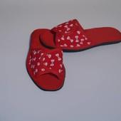 Качественная ,износостойкая ,натуральная женская комнатная обувь .Удобство и качество проверено