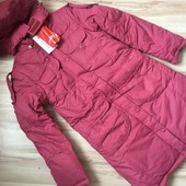 Качественное пальто  для девочки Donilo Оригинал утеплитель Isosoft