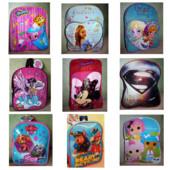 Детские рюкзачки с любымими героями Disney и др.