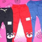 Модные детские штаны, 10 моделей!!! На возраст 9 мес., 1, 2, 3, 4, 5 лет!!!