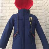Подростковые и детские куртки-парки)цена от 310 - 545!!Читайте отзывы!р.86-164!