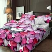Элитное постельное белье, ткань сатин 135г/м! Качество!!!