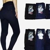 Заказ 16.04!Стильные модные жен лосины под джинс!!Мягусенькие вам понравяться!!Фото мои!!