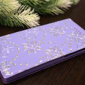 Универсальные чехлы-книжки (на магните!) для смартфонов. 5 расцветок. Выкупаю 17.12