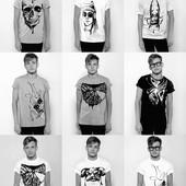 Мужские футболки, свитшоты с Авторскими Принтами! 100% хлопок! Качество отличное!