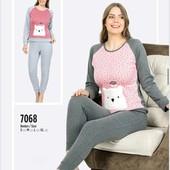 Пижамки 100% хлопок. Быстрая сп без сбора ростовок