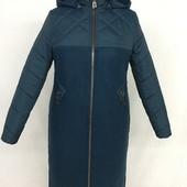Шикарные пальто больших размеров!