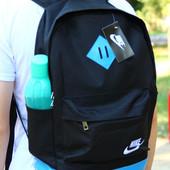 Оптовая цена!много расцветок!! рюкзак NIKE унисекс,школьный,для студентов,спортивный!!!