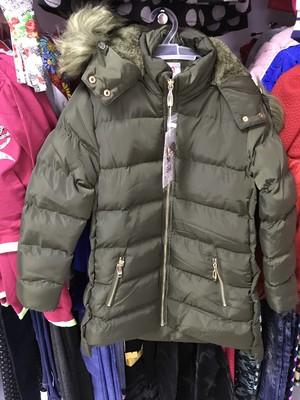 ef7b0dc5b878e2 Куртка зимова для дівчат 4-12 років Венгрія совместная покупка и ...