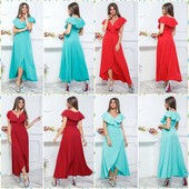 Дозаказ.Новинки лето 2018, много моделей. Красивые турецкие платья!