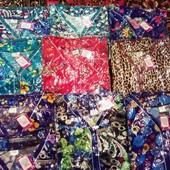 Халаты велюровые разные размеры 50-58р.