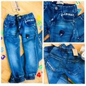 В наличии фото 2 (на 4, 6, 8, 12лет)!!!! Качественные джинсы и джогеры. Венгрия. Размеры 98-164см