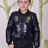 2 модели Демисезонные куртки для мальчика. Размеры: 34-46. Есть замеры