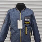 Часть есть в наличии. Куртка-бомбер для мальчиков.Размеры 116-164 см.Фирма Grace.Венгрия