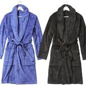 Халат махра молочный, синий, белый, черный 44-48 размер