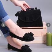 Суперский набор балетки + сумочка всего 290 грн. Турция. Ростовка
