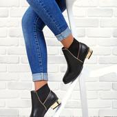Сп женские ботинки