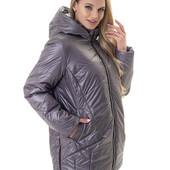 Жіночі та чоловічі демісезонні та зимові курточки до 70 розмір