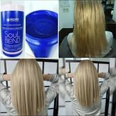 Ботокс для волос Richee soul blond + пошаговая фотоинструкция