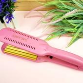 Утюжок для волос Gemei с керамическим покрытием. Выкуп 21.09
