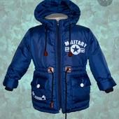 Куртки и парки на мальчиков и девочек, демисезон Качественный пошив, реальные замеры. Выкуп от 1 шт.