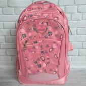 Школьный рюкзак для девочки! Ортопедическая спинка всего 175 грн