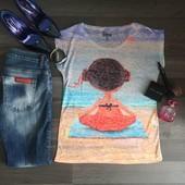 Стильные футболки Гапчинская Качество отличное !Выкуплены !