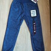 Утеплённые спортивные брюки 98-140. Венгрия. Есть все замеры, мои фото, отправка в день оплаты