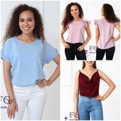 СП жіночі літні блузи!!! Красиві моделі в різних розмірах, дивіться всі фото!!! Є наложка!!!