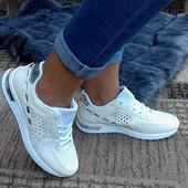 Красивые женские кроссовочки, выкуп напрямую со склада!