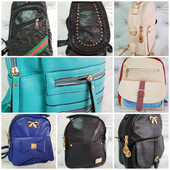 Супер распродажа склада!!!! Рюкзачки и сумочки клатчи, количество ограничено