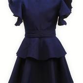 Нарядное платье в стиле Диор. Очень эффектное. Наш хит!