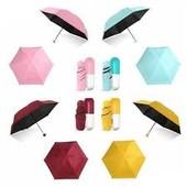 Мини-зонт в чехле капсула