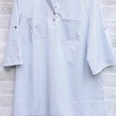 Срочно хороша ціна жіночі рубашки блузи   48 по 60р штапель Турція