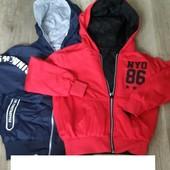 Безрукавки ,куртки для мальчиков  Grace,  1-16 л      - 18,09