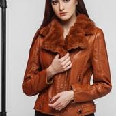 Есть большие размеры.Большая роспродажа женских весенних и зимних курток фирмы Tiger Force