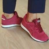 Отличное качество! Разные модели, женские кроссовки,натуральная замша или заменитель, р. 36-41