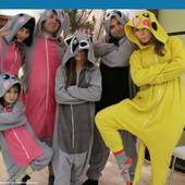 Пижама Кигуруми Family look