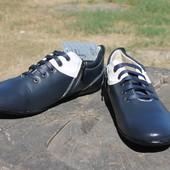 Детские подростковые туфли, кроссовки на мальчика