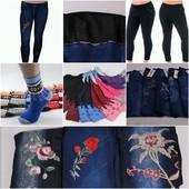 Сп сбор! Батал и норма. женскиэ лосини на махре, брюки (зима),носки