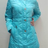 Суперская осенне-зимняя куртка-пуховик, удлиненная.выкуплены!