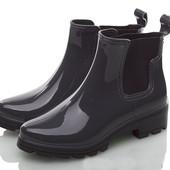 Стильные резиновые ботиночки! Турция