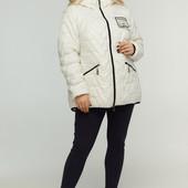 Новинки осень зима Верхняя одежда большого размера пальто, куртки, плащи от 44 до 78 р