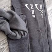 Качественные теплые спортивные штанишки от 2 до 12лет.
