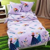 Комплект постельного белья 100%хлопок!  Тиротекс, Тирасполь, есть детские расцветки Frozen