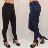 ФЛИС джинсы утеплённые. Качество отличное!