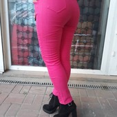 Женские коттоновые стрейчевые брюки на флисе.  Размеры 3хл-5хл маломерят.выкуплены!