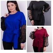 Новинки женской модной и стильной одежды больших размеров (50-68) от Gloria Romana