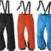 Crivit Зимние лыжные термо штаны размеры 122-152 В наличии! Для девочки и мальчика
